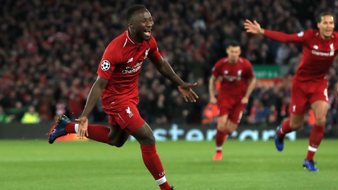Liverpool avanza a la Final de la Champions League tras vencer 4-0 al Barcelona