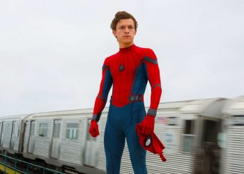 Tom Holland filmaciones Spider-Man 3