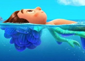 Luca trailer Disney Pixar