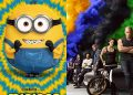'Fast & Furious 9' y 'Minions: The Rise of Gru' retrasan lanzamiento
