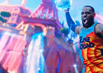 Imágenes LeBron James Space Jam Looney Tunes