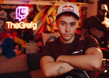 The Grefg es reconocido como atleta gaming de Red Bull