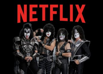 Netflix podría traer la película biográfica de KISS 'Shout It Out Loud'