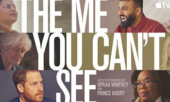 La serie del Príncipe Harry y Oprah Winfrey, 'The Me You Can't See' se estrenará en Apple TV+